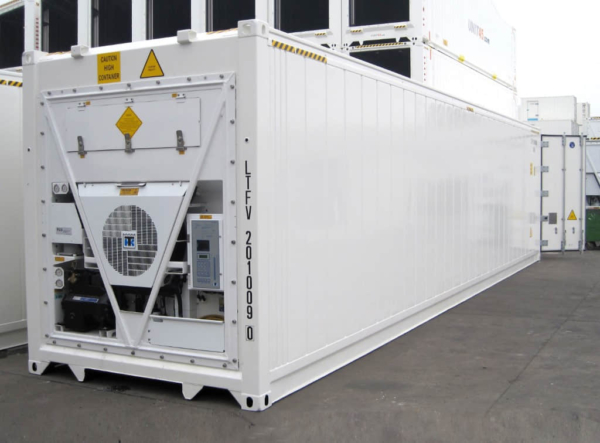 Refrigerated Shipping Container overview