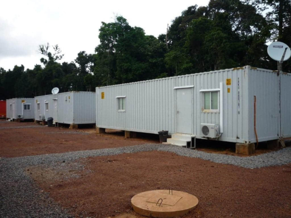 40' accommodation containerproduct