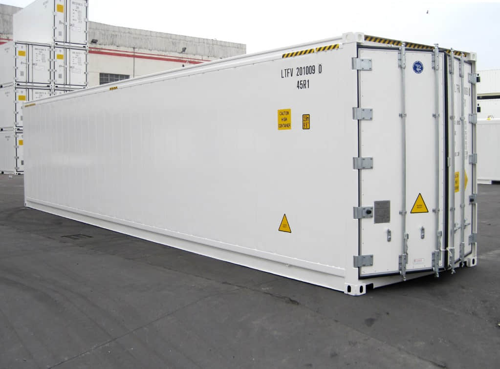 Loading Details About Reefer Sea Container