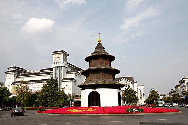 Yangzhou Wenchang Pavilion