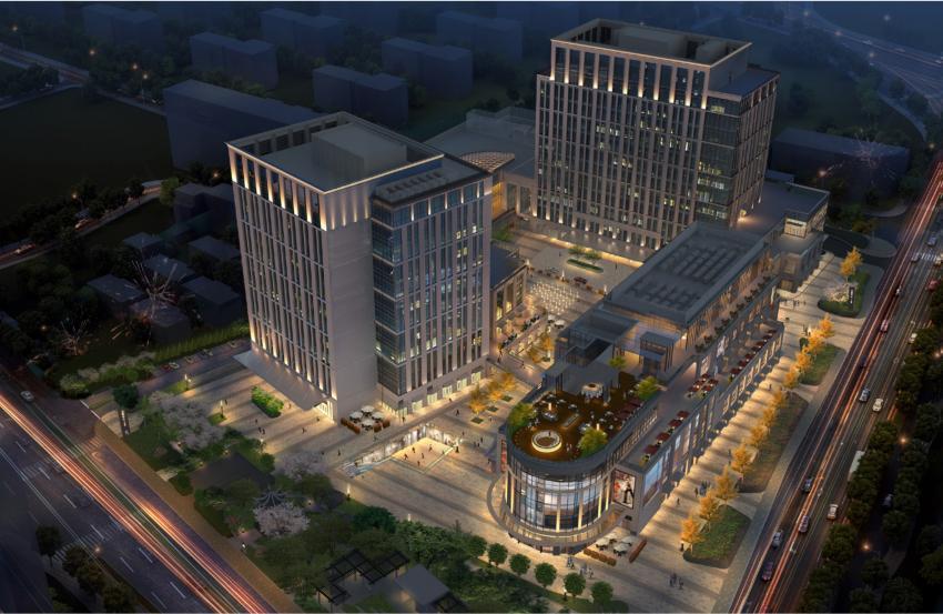 CIMC Executive Apartment