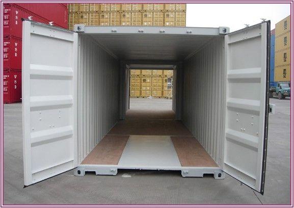Duocon Container - 2 open