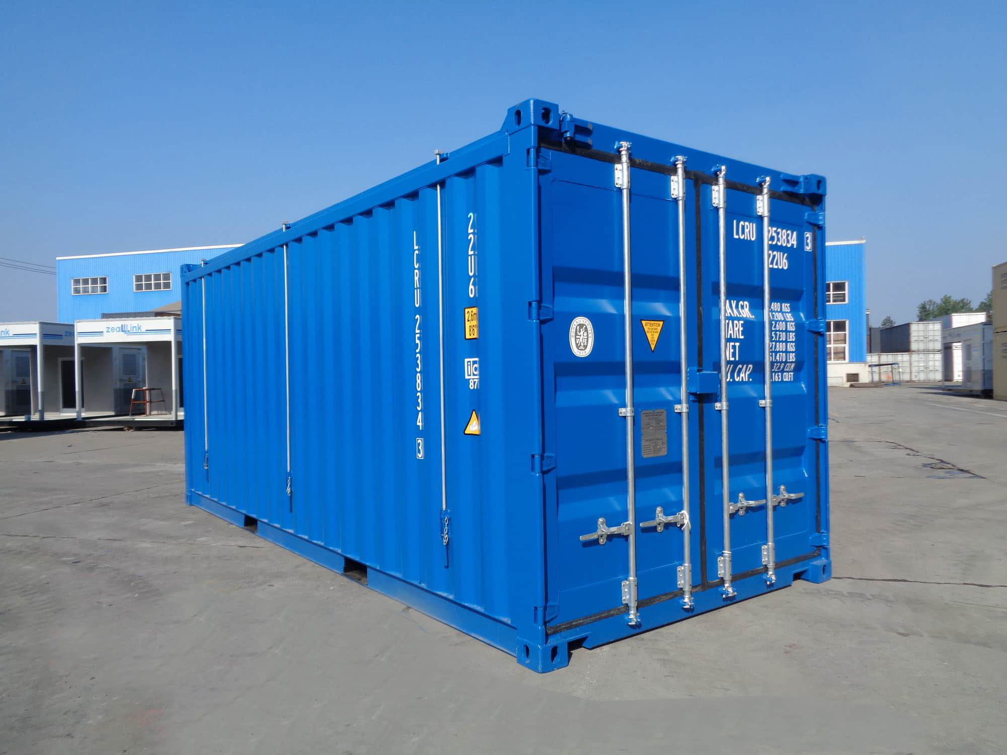 Design of IQF Refrigerated Cold Storage