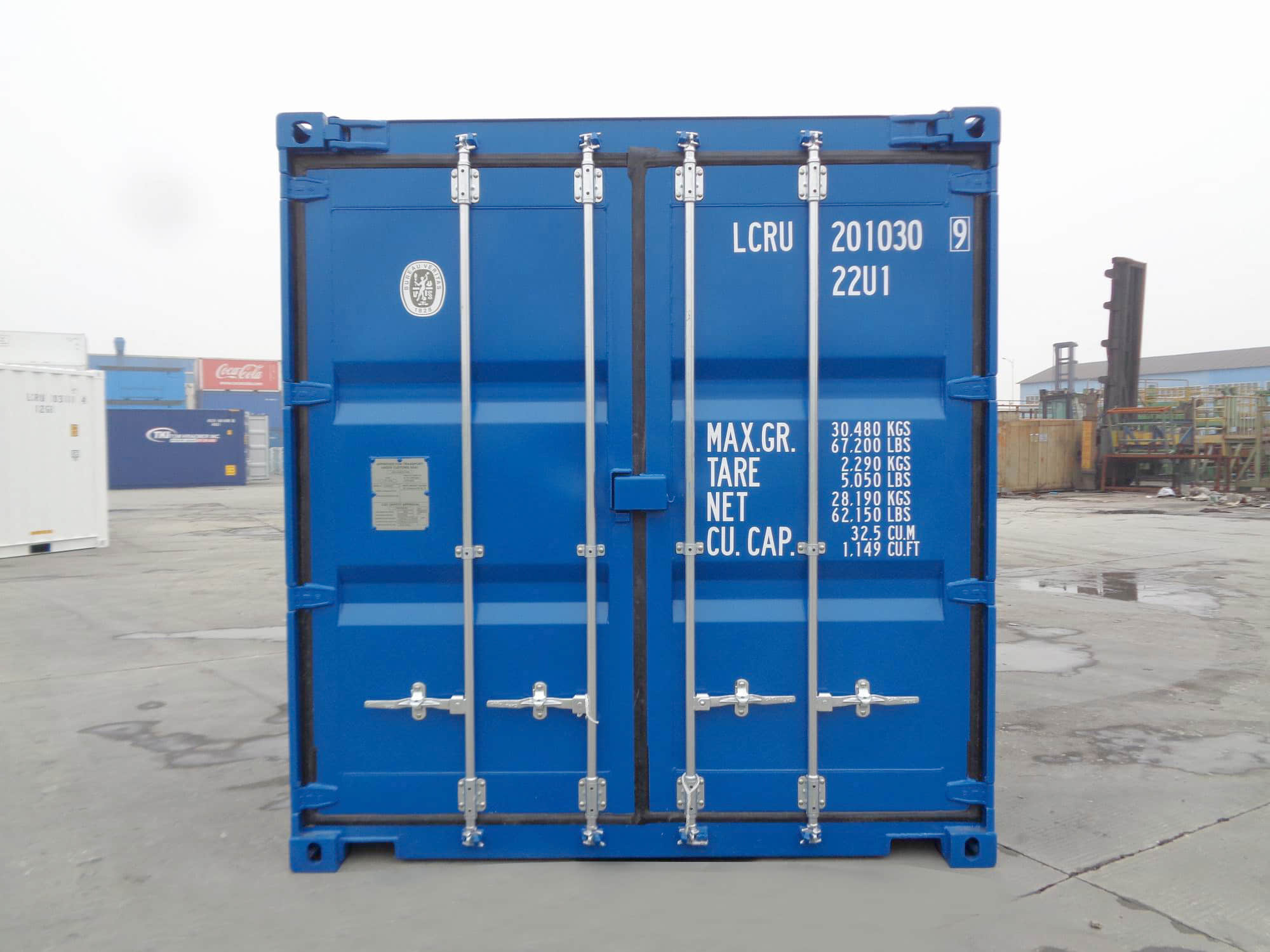 Ordinary container