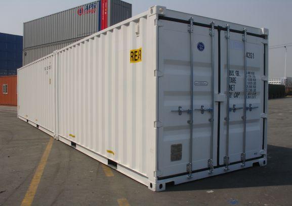 Duocon container – 16'&24' combination