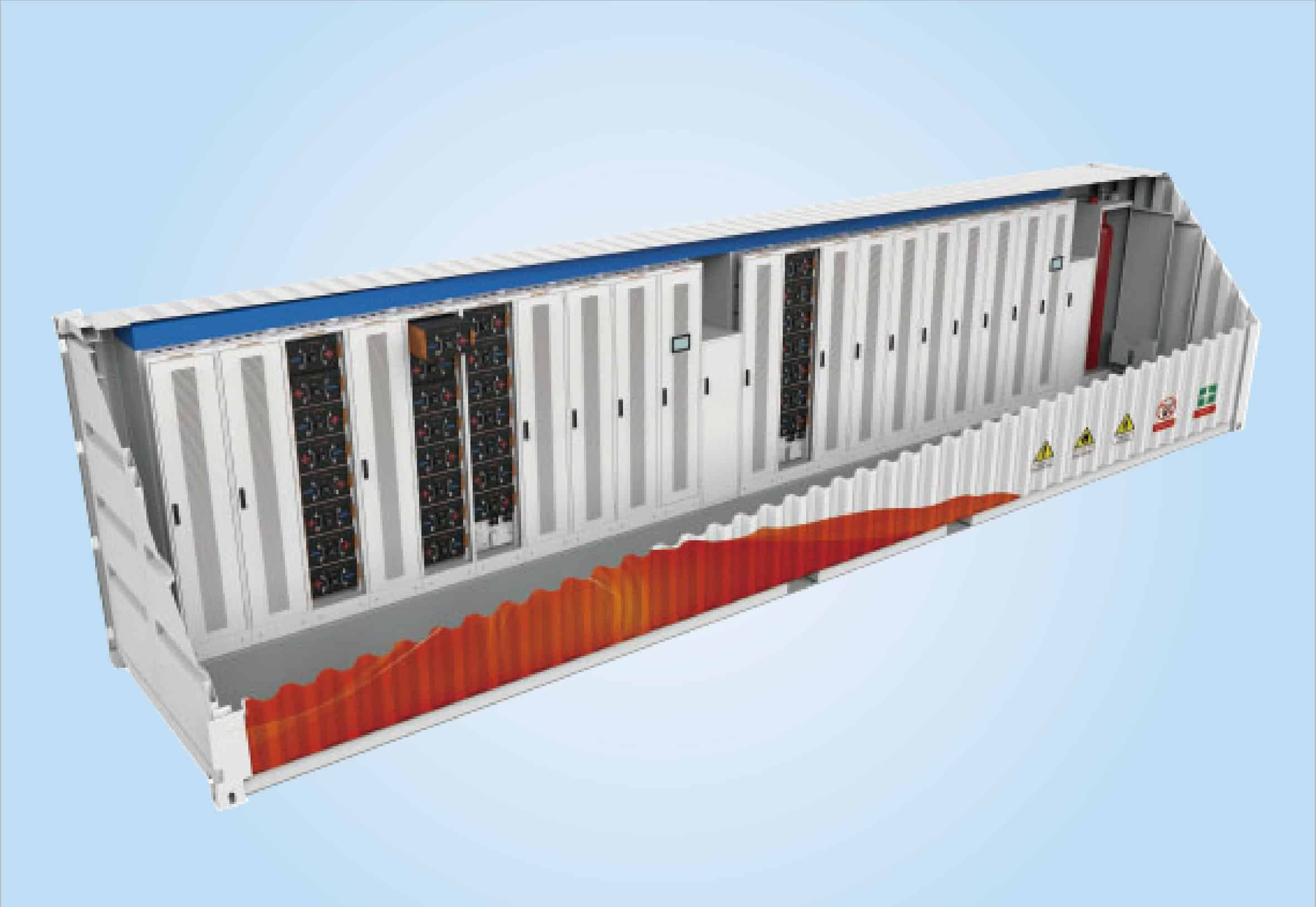 energy storage container 1