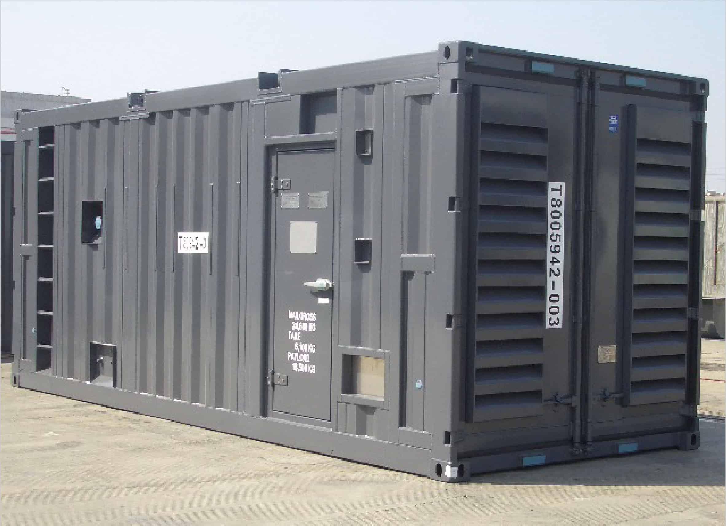 generator container 1