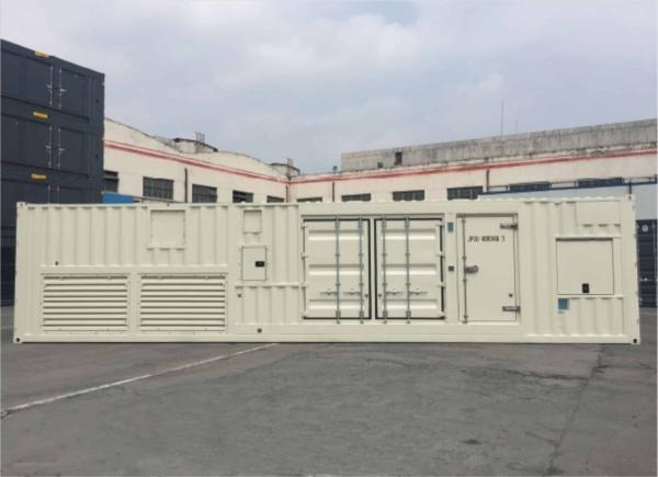 generator container 3