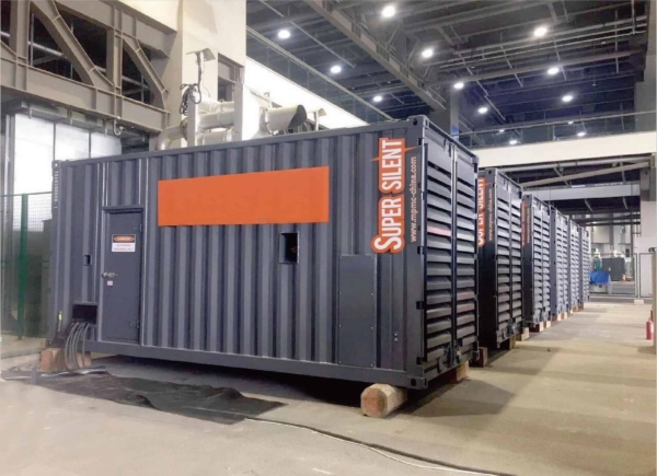 generator container 4