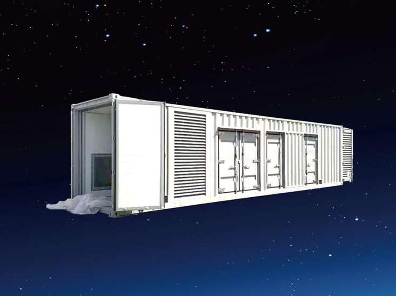 generator container single unit