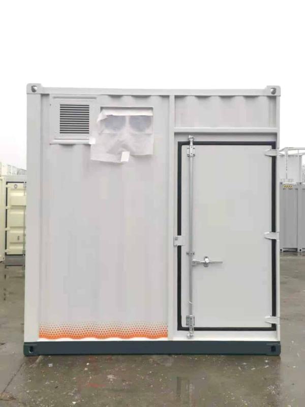 hydrogen container display