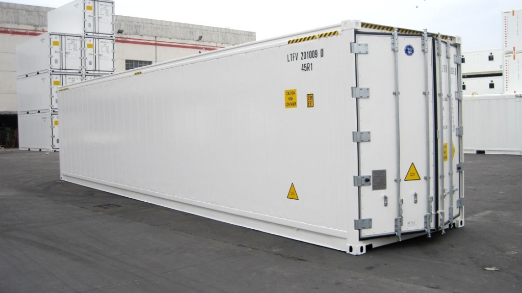 reefer sea container overview