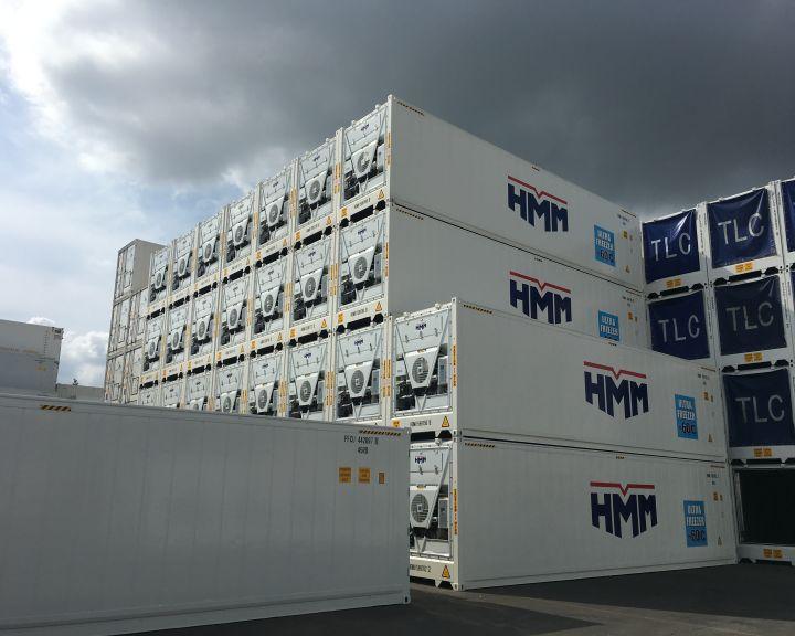 super freezer container (-60℃) batch production