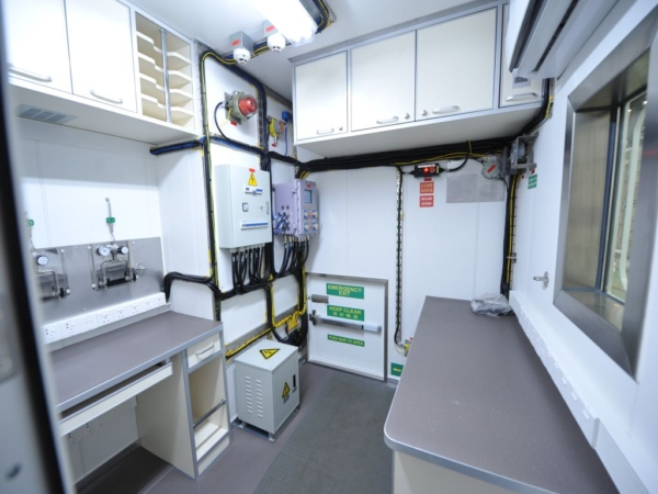 mud analysis cabin 3