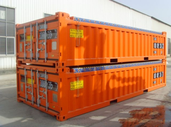 CIMC YANGZHOU BASE offshore container