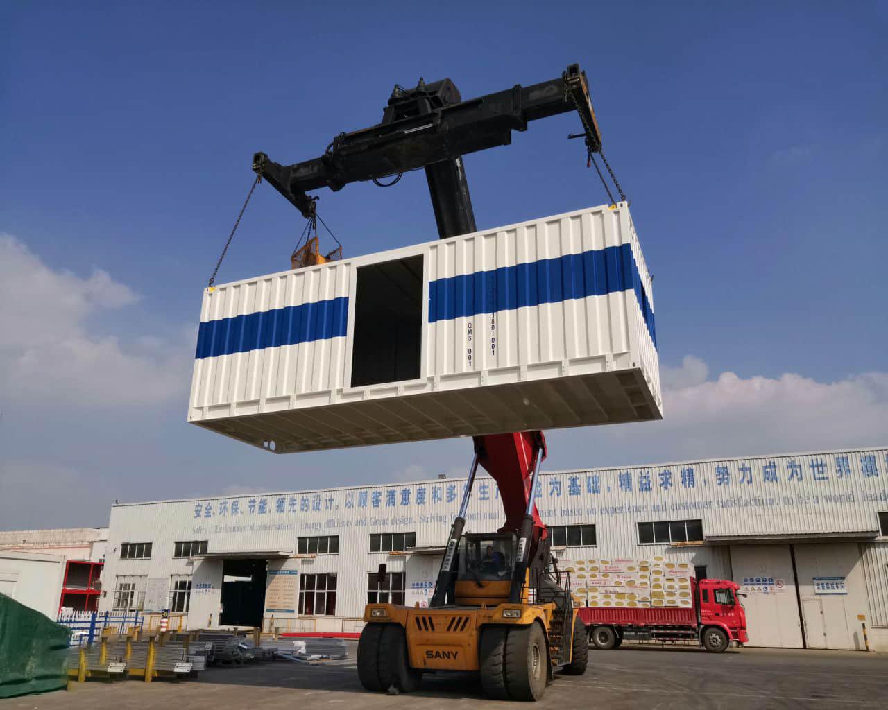 offshore living quarter transport
