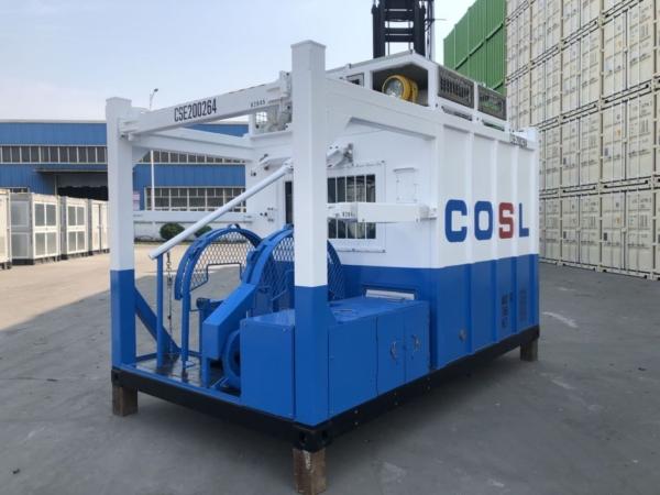 offshore service module 4