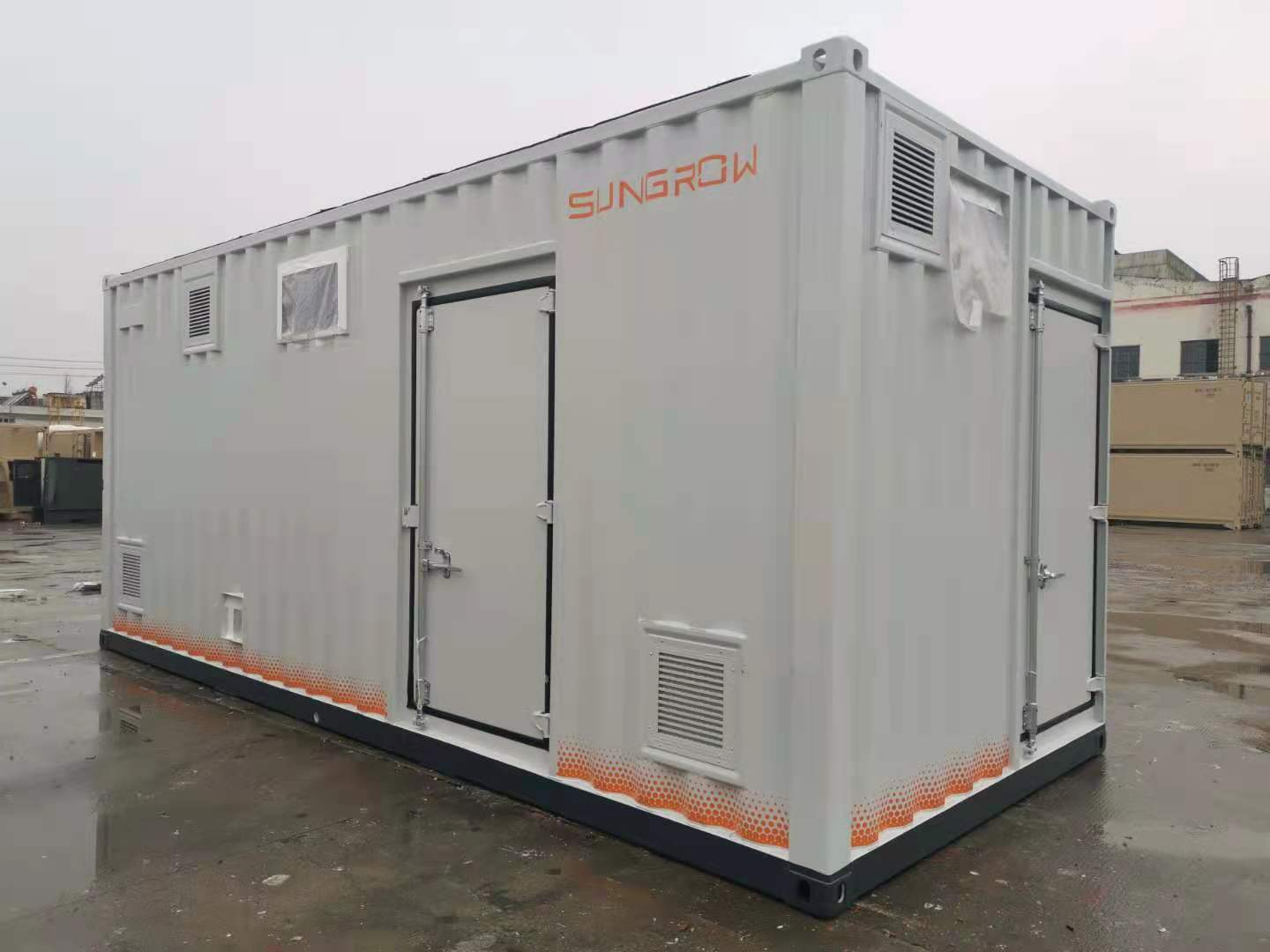 Hydrogen Container outlook