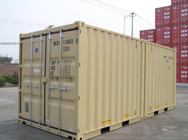 Duocon Container - 1 outlook