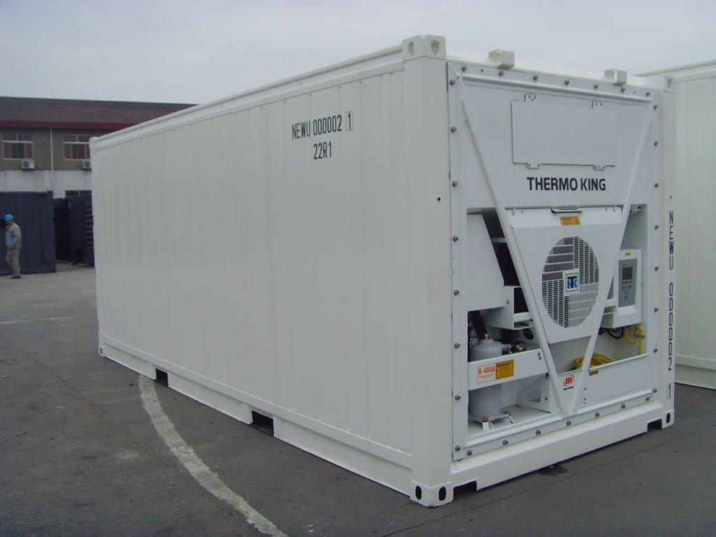 reefer sea container
