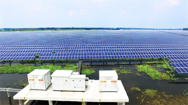 Solar Container sungrow