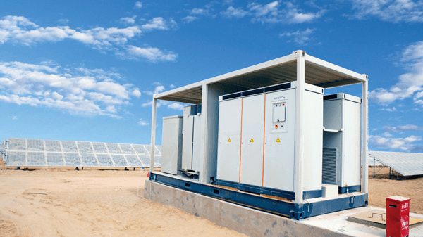 Solar Container out look