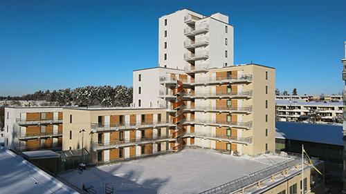 Modular Building residential apartment