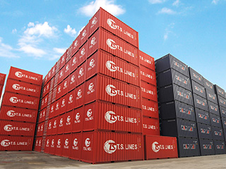 ISO Shipping Container