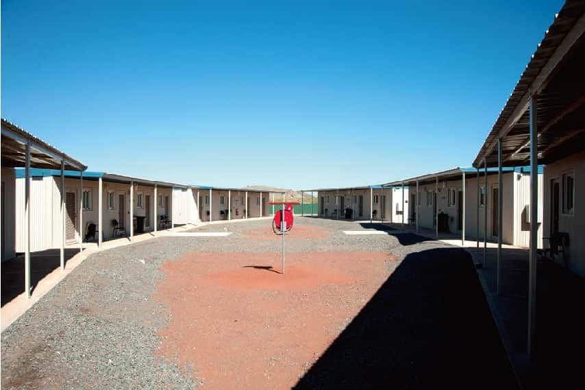 mining oil camp p1 1