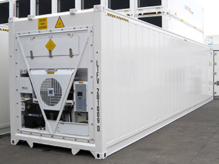 Refrigerated Sea Container