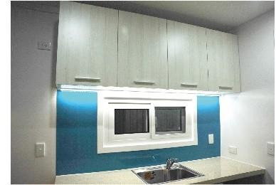 tiny home – kitchen area