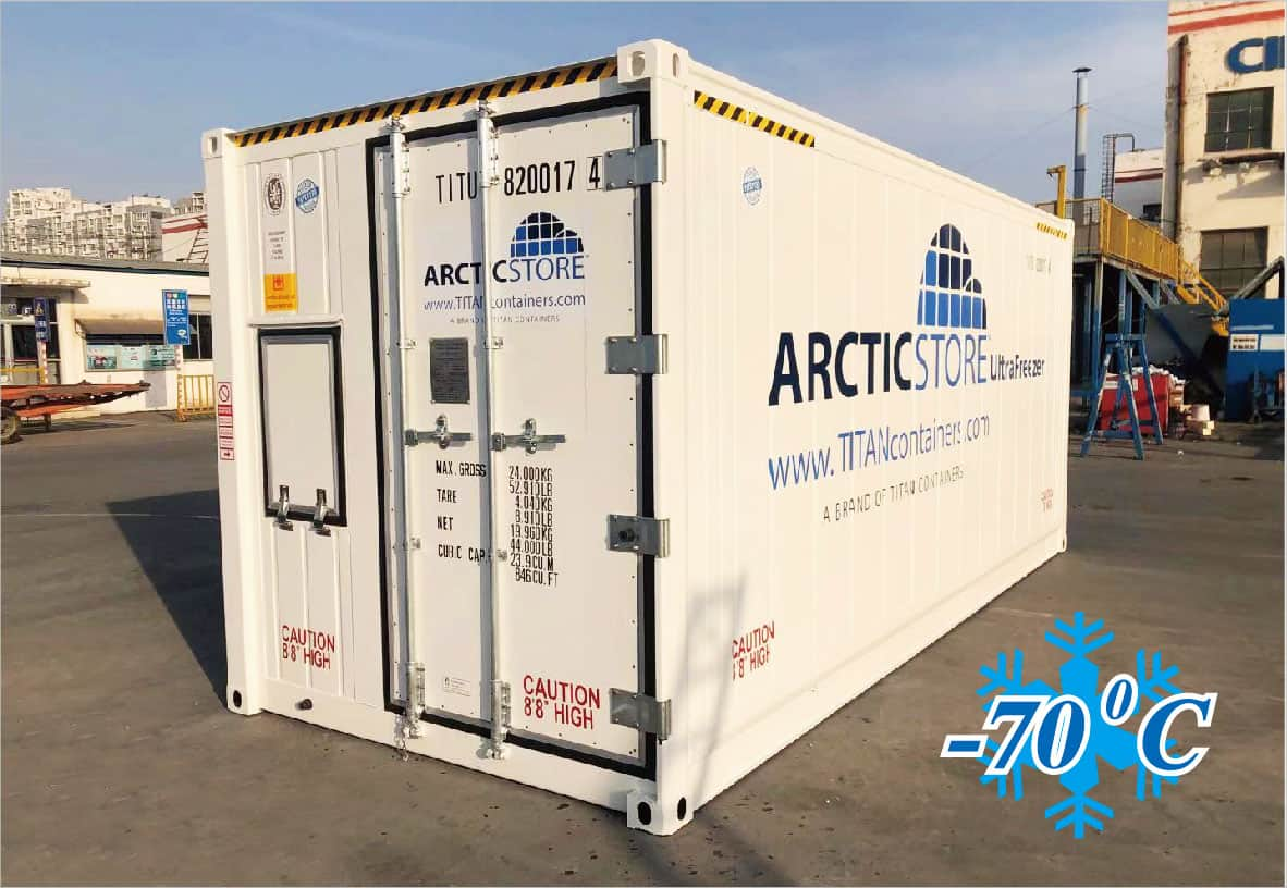 Vaccine Shipping Container Is Coming!